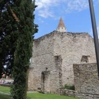 Aquileia, Battistero (imm. Anita Pinagli)