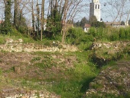 AQUILEIA (Ud). La Chiesa di Aquileia ed il cristianesimo.