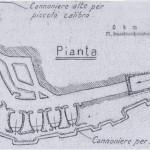 Brestovec, pianta delle gallerie artificiali