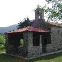 La chiesetta di San Leonardo