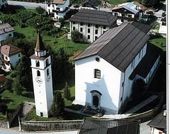 Forni di Sotto (Ud), Pieve di Santa Maria del Rosario