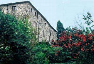 Il Palazzo del Castello di Moruzzo.