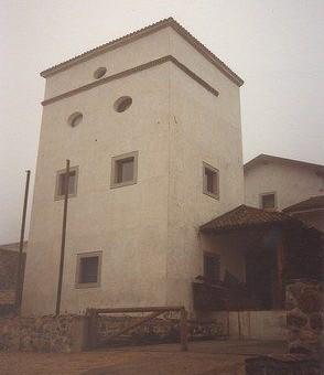 MORUZZO (Ud). Torre di Brazzacco inferiore.