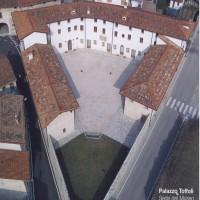Palazzo Toffoli, sede del Museo.