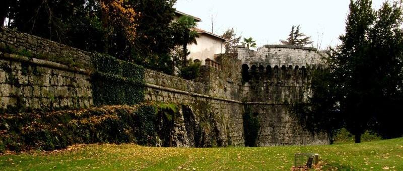 GRADISCA D ISONZO (Go). La fortezza e le raccolte museali.