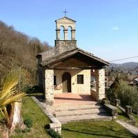 La chiesa di Santo Stefano in Clama