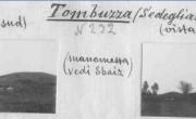 Tomba a tumulo di Sedegliano; foto L. Quarina