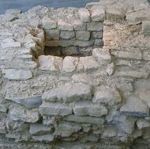 TRIESTE. Acquedotto romano e Antiquarium.
