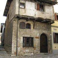 La casa medievale.