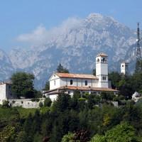 Moggio Udinese: L'abbazia di San Gallo