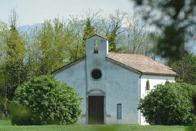 BASILIANO (Ud), Chiesa di San Marco Evangelista.