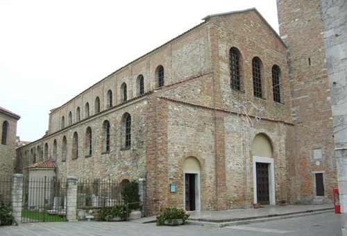 GRADO (Go). Basilica Patriarcale di Sant'Eufemia.