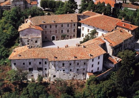 SPILIMBERGO (Pn). Il Castello.
