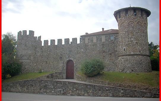 TRICESIMO (Ud). Castello.